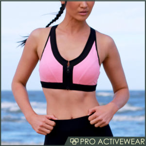Competitive Price Private Label Ladies Gym Top Sport Bra pictures & photos