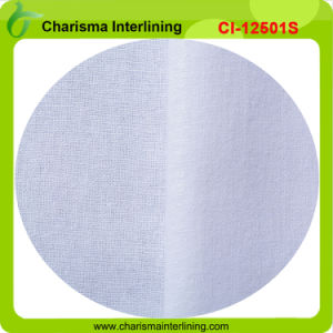 100% Cotton Non Woven Fusible Interlining Shirt Interlining, Shirt Collar Interlining pictures & photos
