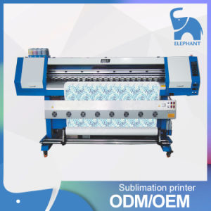 Best Quality Fabric Heat Sublimation Transfer Digital Inkjet Textile Printer pictures & photos