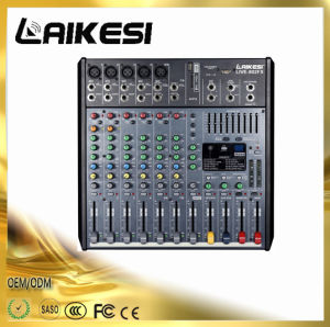 2017 New Sound Mixer 16 Channel Digital Mixer Professional Audio pictures & photos