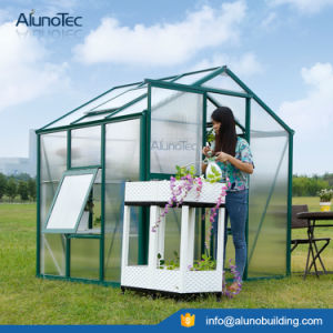 Aluminium Frame and Polycarbonate Sheet Conservatory of Flower pictures & photos