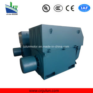 Large/Medium-Sized High Voltage Slip Ring 3-Phase Asynchronous AC Electric Induction Motor Electromotor Series Yrkk pictures & photos