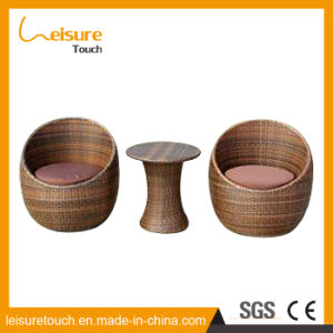 New Design Modern Resting Area Table and Chairs Rattan Sofa Set Garden Outdoor Leisure Furniture pictures & photos