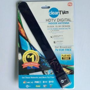 Clear TV Key HDTV Digital Indoor Free Ditch Television Antenna pictures & photos