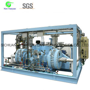 Chemical Plant Large Volume Borane Gas Diaphragm Compressor pictures & photos