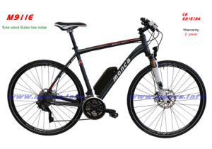 M911e Sine Wave Super Low Noise Ce En15194 Certified Electric Bike City Ebicycle Warranty 2 Years pictures & photos