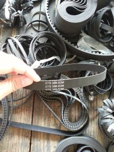 Ningbo Huixin Rubber Timing Belt pictures & photos