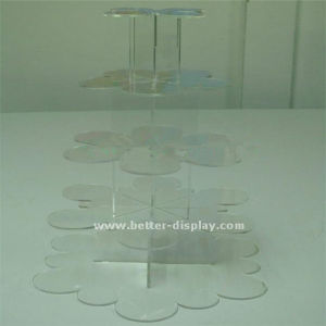 Custom Clear Acrylic Corner Bread Bin Box (BTR-K3006) pictures & photos