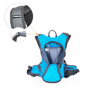 Camping Hiking Water Bladder Back Pack with Waist and Chest Strap pictures & photos