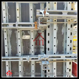 More Modular Versatile Quicker Lighter and Easier to Use Concrete Wall Formwork System pictures & photos