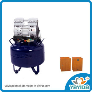 Medical Silent Oilless Dental Oil Free Air Compressor pictures & photos