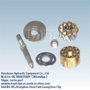 Nabtesco Hydraulic Motor Spare Parts for Engine Wheel Excavator (GM05/06/07/08/09/17/18/23/35) pictures & photos