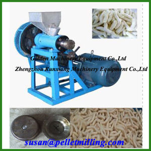 Single Screw Extruder Snack Food Making Machine pictures & photos