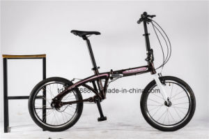 20′′ Chainless Shaft Drive Folding Bike Mini Leisure Folding Bike pictures & photos