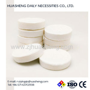 4.5cm Diameter Nonwoven Spunlace Compressed Towel pictures & photos