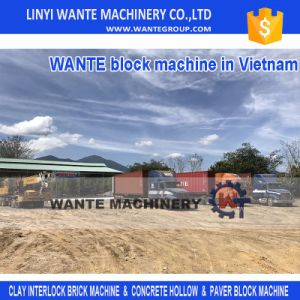 Cement Block Making Machinery/Concrete Blcok Making Machine pictures & photos