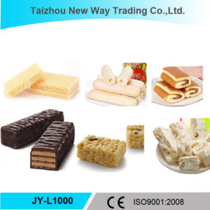 Automatic Food Feeding Pillow Machine for Chocolate/Candy pictures & photos