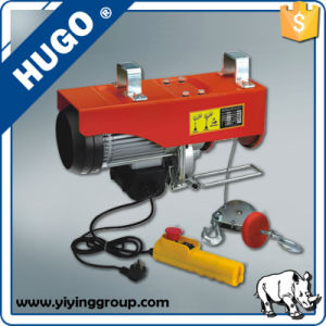 Mini Electric Wire Rope Winch pictures & photos