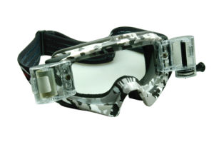 Camouflage Transfer Printing Motorcycle Goggles pictures & photos
