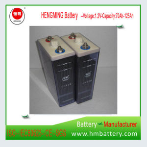 Hengming Pocket Type Nickel Cadmium Alkaline Battery Gn Series (Ni-CD Battery) pictures & photos