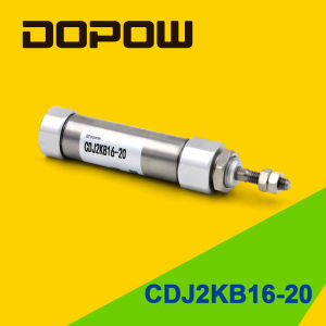 Dopow CDJ2kb16-20 Stainless Mini Air Cylinder pictures & photos