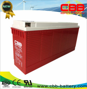 12V 110ah Front Access Terminal AGM Battery for EPS & UPS Systems pictures & photos