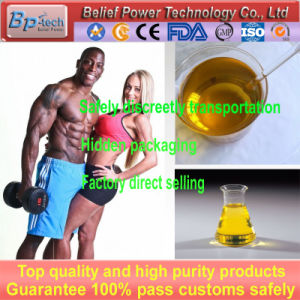 Muscle Building Steroid Powder Test E Testosterone Enanthate CAS 315-37-7 pictures & photos