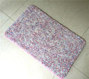 New Candy Rainbow Colorful Non-Slip Bathroom Bath Floor Mat pictures & photos