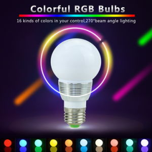 5W E14 Spot Light Dimmable Magic Holiday RGB Lighting pictures & photos