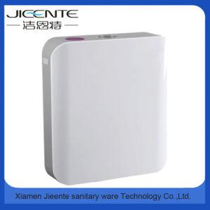 Jet-107 Dual Flush Super Thin Custom Plastic Toilet Plastic Cistern pictures & photos