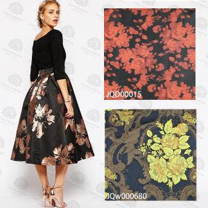 2016 Hot Sell Geometric Knitting Lace Fabric
