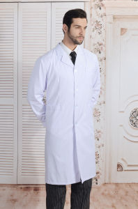 High Quality Coat, White Experimental Work Clothes, Lab Coat pictures & photos