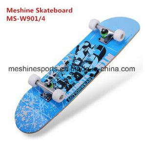 Wooden Surfing Skateboards pictures & photos