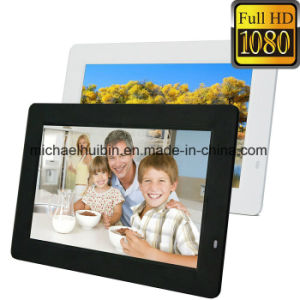 13.3inch TFT LCD Promotion Advertising Player Digital Photo Frame (HB-DPF1301) pictures & photos
