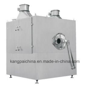 Kgb-D High Efficient Coating Machine (chocolate/candy Coater) pictures & photos