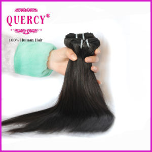 Wholesale High Quality Straight Human Indian Hair No Shedding No Tangle pictures & photos