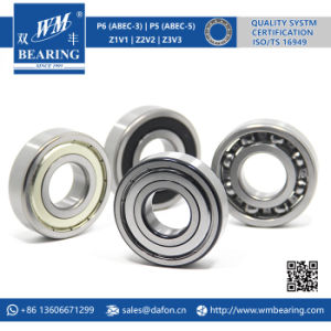 6305 Zz 2RS High Speed Spindle Radial Ball Bearing pictures & photos