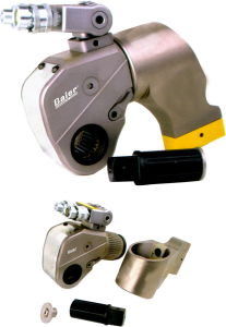 Drive Hydraulic Torque Wrenches Customised No Space Limites Industrial Use pictures & photos