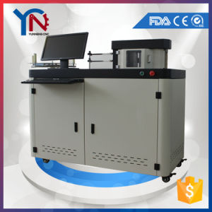 Auto Bender Machine Mini Stainless Automatic Channel Letter Bending Machine pictures & photos