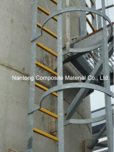 Ladder Rung Covers/FRP Profiles/Fiberglass GRP Products pictures & photos