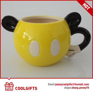 Kids Cute Mickey Mouse Cartoon Ceramic Mug pictures & photos