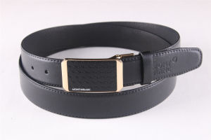 2016 Custom Fashion Designer Cowhide Men Genuine Leather Belt