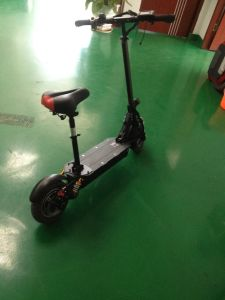2017 New Design Adult Two Wheel Electric Scooter with Seat pictures & photos