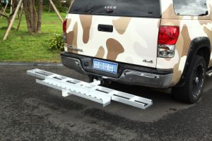 Aluminum Motorcycle Carrier (EZ6045) pictures & photos