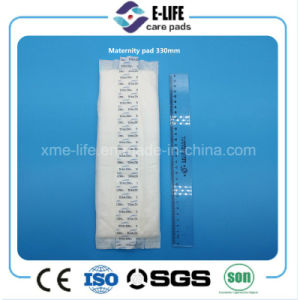 Ultra Length and Ultra Thick Maternity Sanitary Napkin Factory with Cheap Price pictures & photos