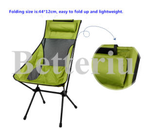 Camping Folding Chairs with Neckrest in Bulk pictures & photos