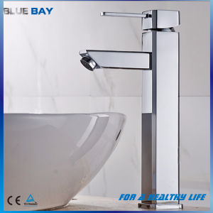 Bathroom Square Basin Tap with Ce Approval pictures & photos
