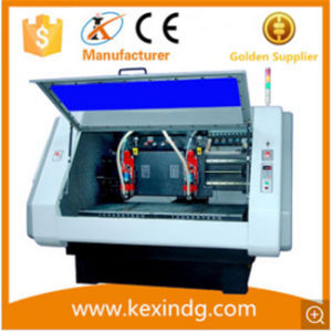 Automatic Tool Change Air Bearing Spindle PCB Drilling Routing Machine pictures & photos