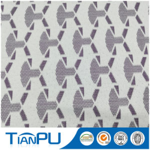 180-550GSM Customized Jacquard Logo Available Fire Retarded (other treatment available) Mattress Ticking Fabric Tp223 pictures & photos