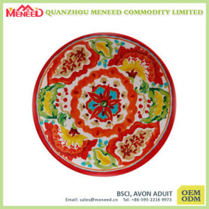 China Factory Direct Price Melamine Dessert Plate pictures & photos